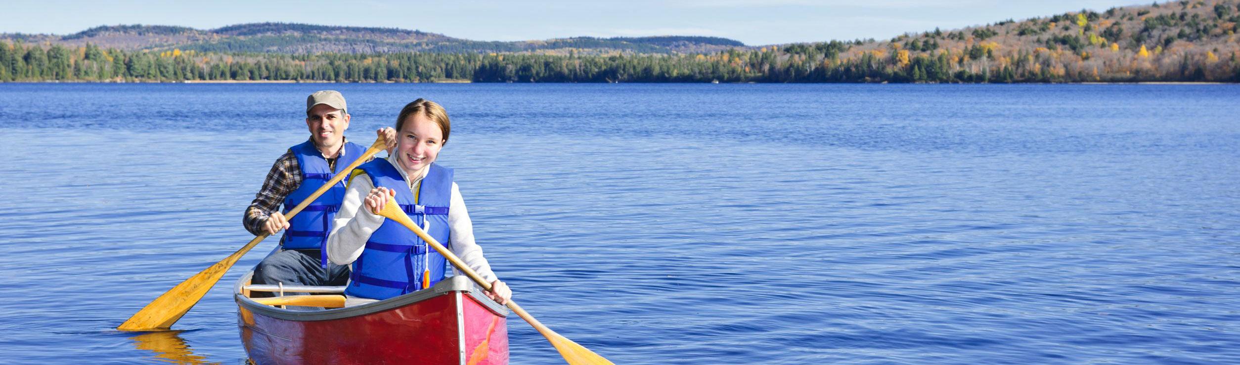 canoeing-in-algonquin-park